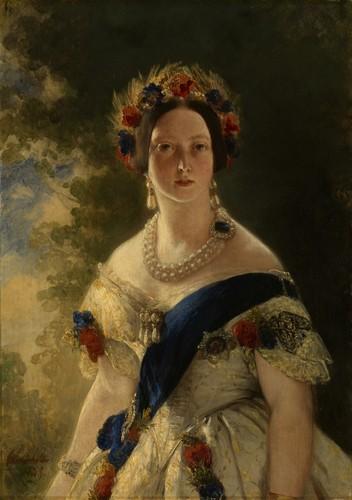 Reine Victoria - 1845