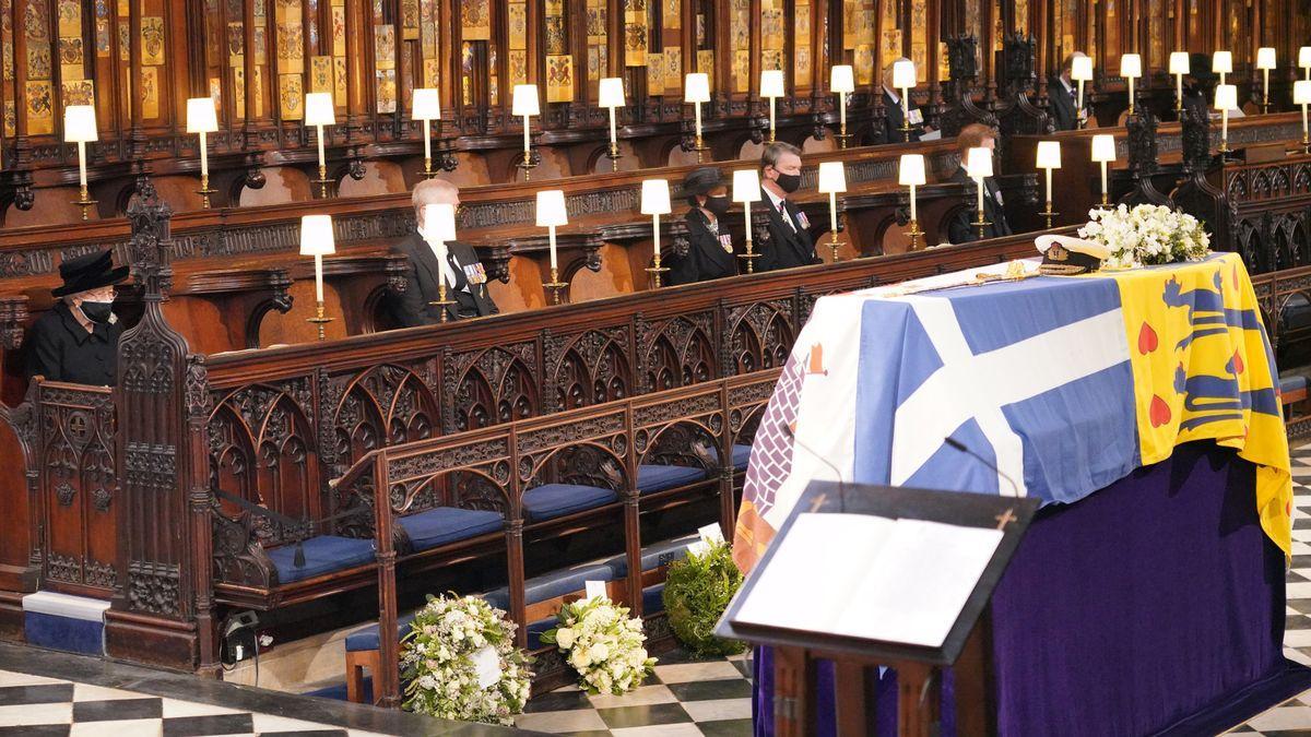1 the funeral of prince philip duke of edinburgh is held in windsor