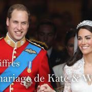 5 chiffres mariage william kate