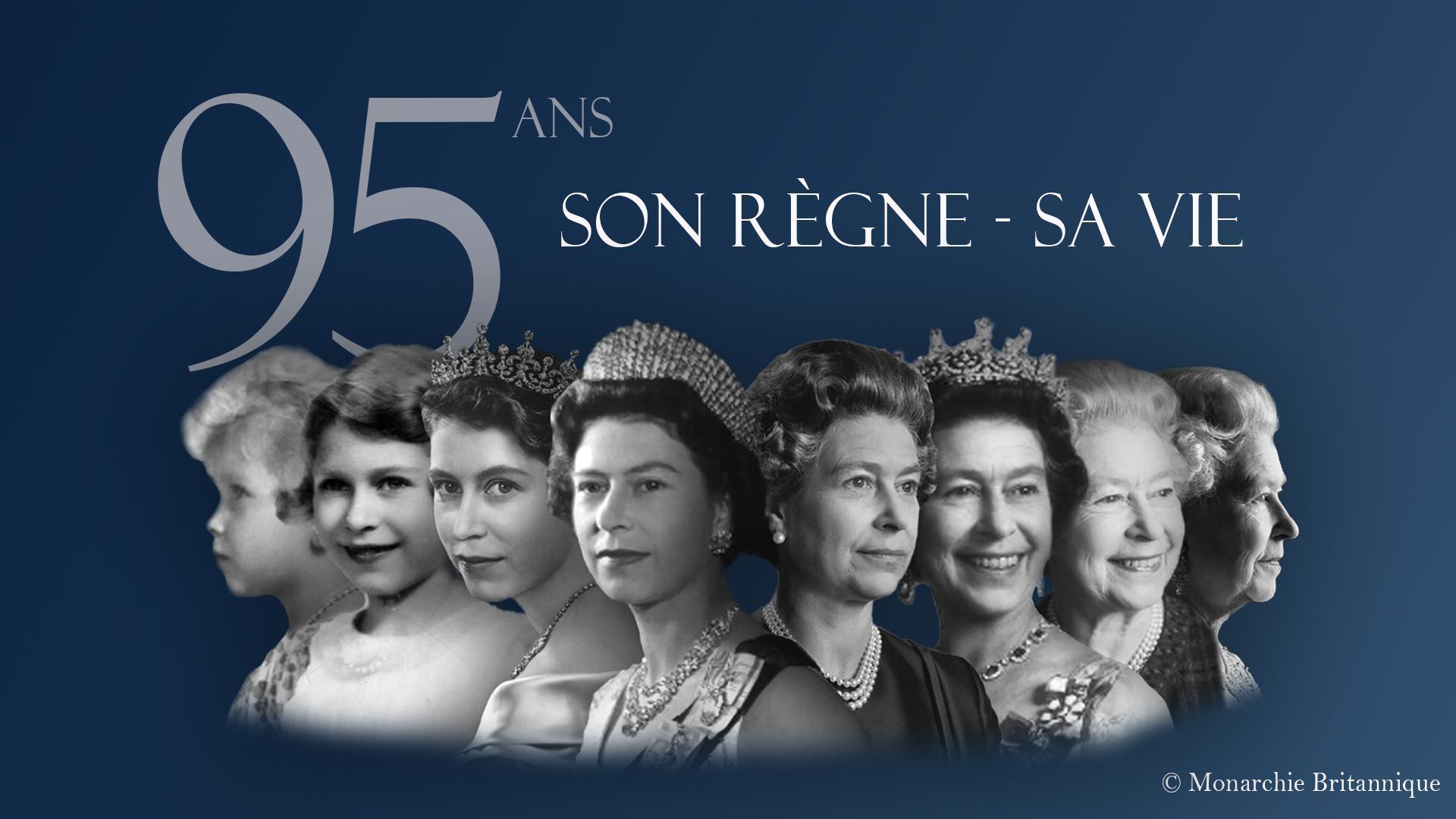 95 ans elizabeth ii