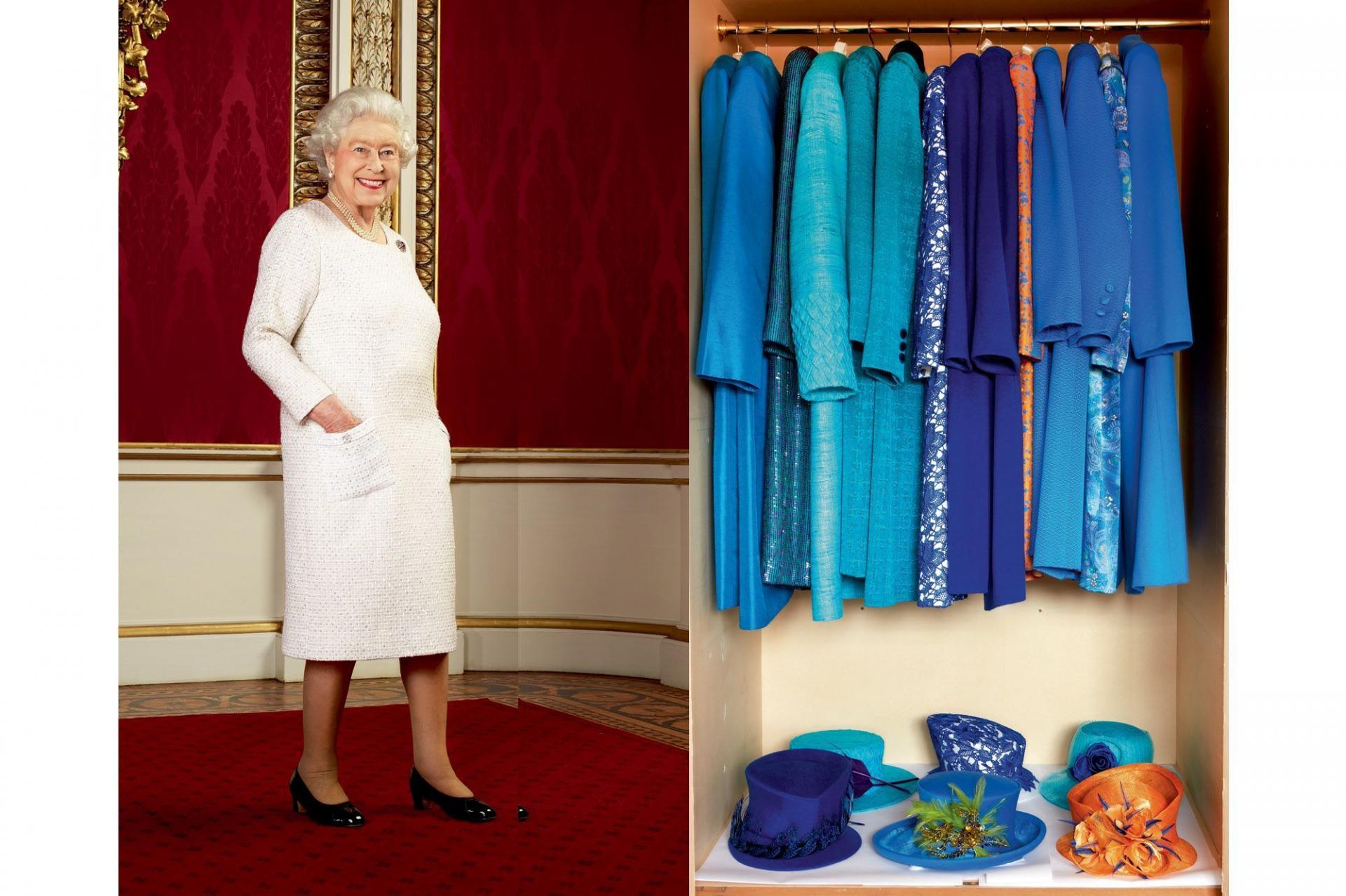 Angela kelly elle a relooke la reine