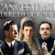 Angleterre terre d exil royale