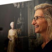 Annie leibovitz va dresser le portrait d emmanuel macron