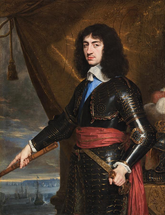 Charles ii de champaigne
