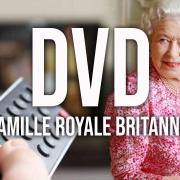 Dvd famille royale