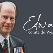 Edward comte de wessex