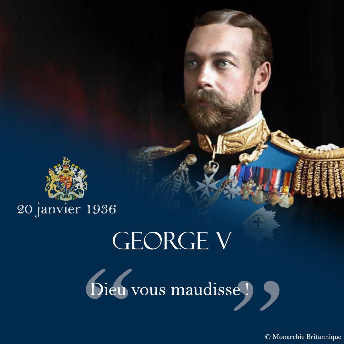 George v 2