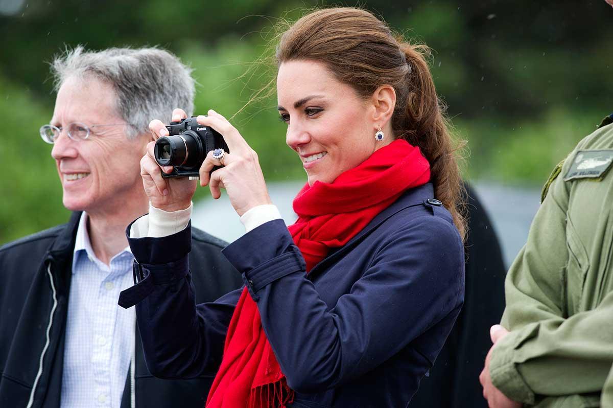 Kate camera t