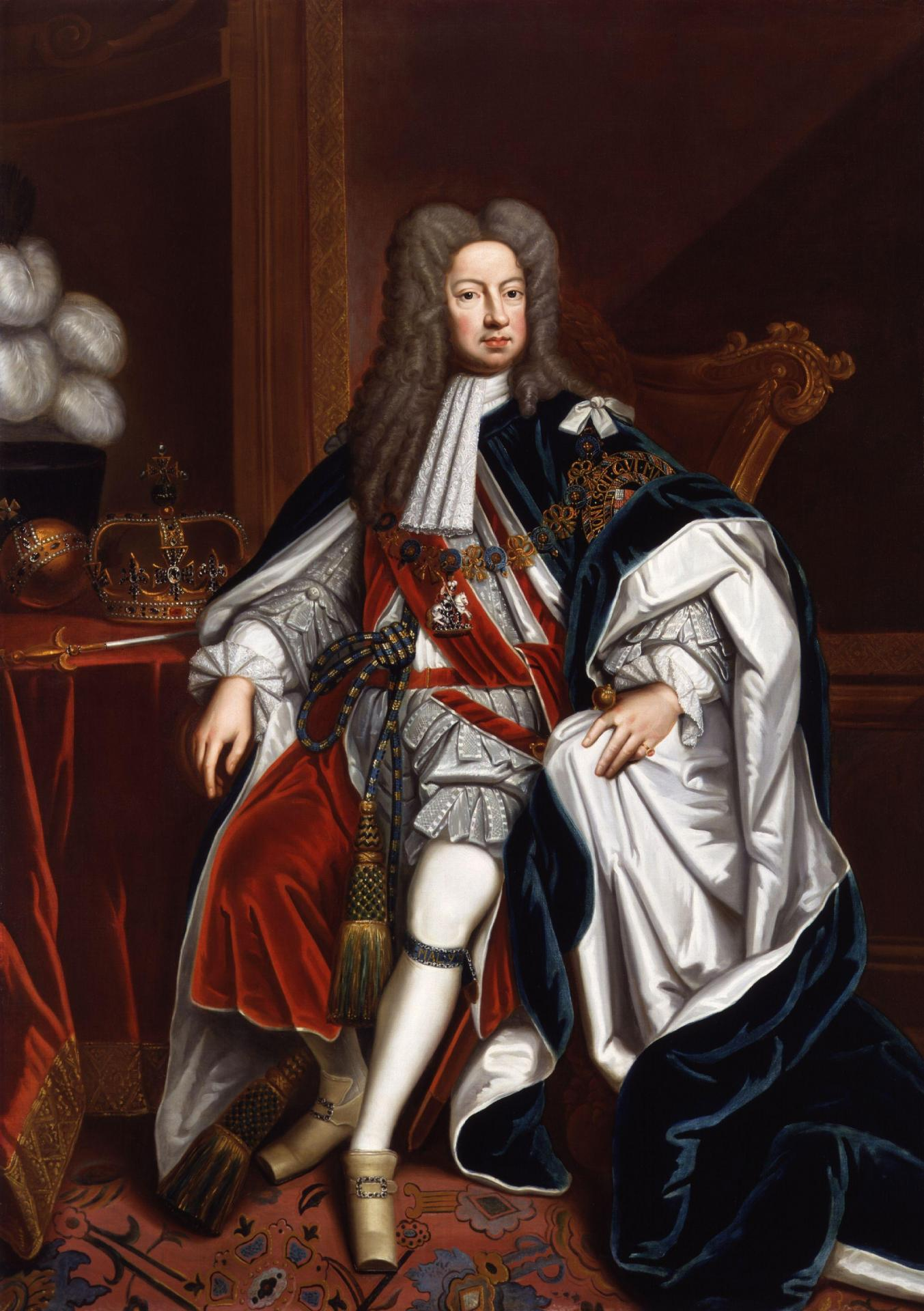 King george i by sir godfrey kneller bt 3