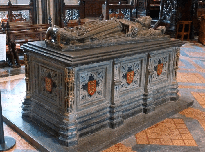 King john tomb worcester cathedral google search