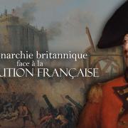 Monarchie britannique face a la revolution francaise
