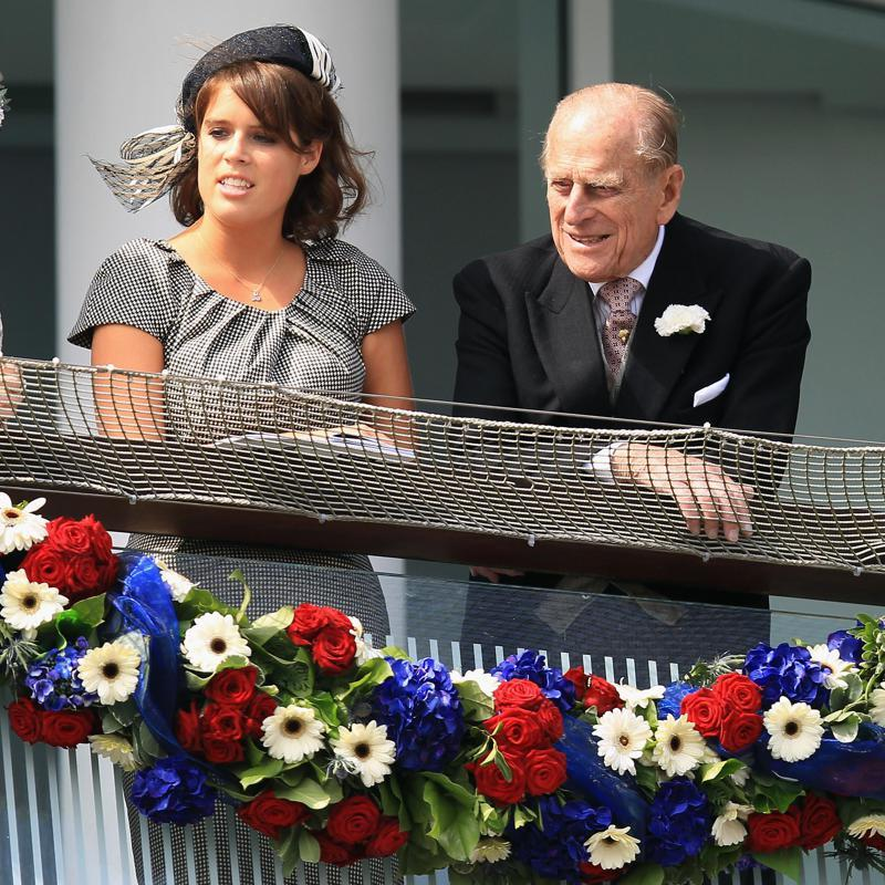 Princess eugenie posted a heartfelt tribute for her grandfather prince philip on his 99th birthday