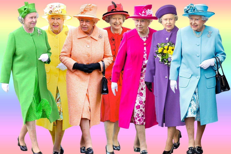Queen coats