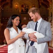 Royal baby le prince harry et meghan ont appele leur fils archie 1