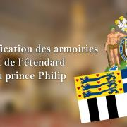Signification etendard armoiries prince philip