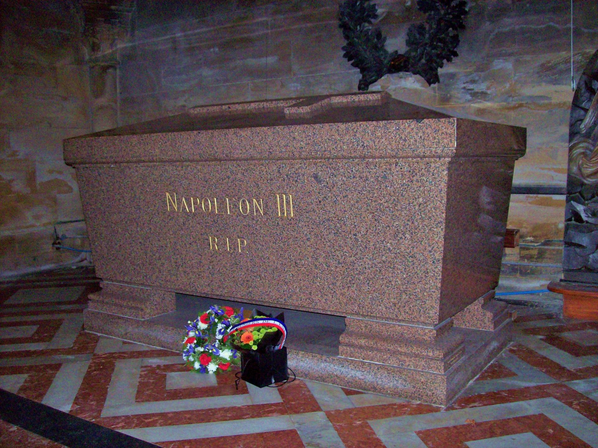 The sarcophagus of emperor napoleon iii of france geograph 3835255