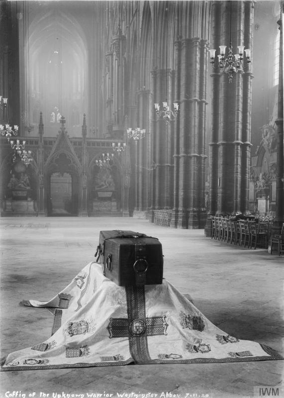 The unknown warrior at westminster abbey november 1920 q31514